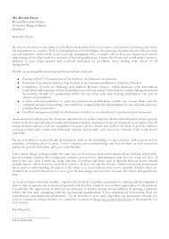 Consulting Cover Letter Examples Management Consulting Cover Letter ...