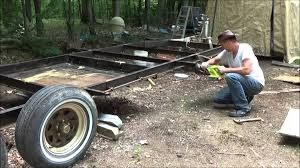 how to build a tiny house on a trailer