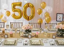 party ideas 50th wedding anniversary