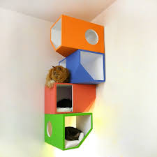 1000 images about cat tower on pinterest cat towers cat trees and shelters cat furniture modern