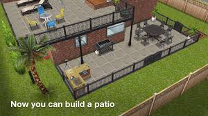 sims 2 backyard ideas. the sims freeplay dream home update april 2015 basements patios balconies sneak peek youtube 2 backyard ideas