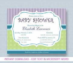 Minnie Mouse Blank Invitation Template 009 Template Ideas Babyshower13 Baby Shower Cards Ulyssesroom