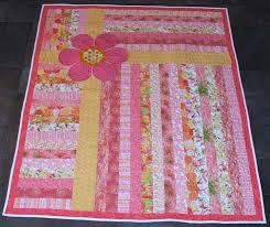 78 best Babies images on Pinterest | Quilting tutorials, Sew and ... & Quick Jelly Roll Quilt with Daisy. Future inspiration Adamdwight.com