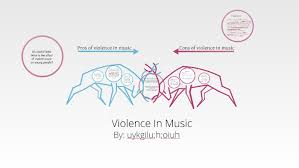 Pros and Cons of Violence in music by Sonia Randolph