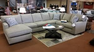 how to place a rug under sectional sofa baci living room