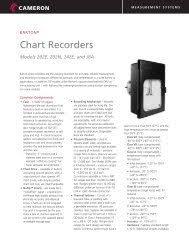 Barton Chart Recorder Parts Diagram Trionics