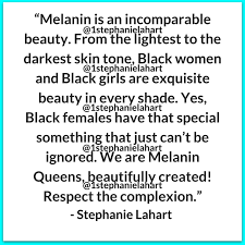 Melanin Quotes Enchanting Melanin Quotes Black Girls And Black Women Black Female