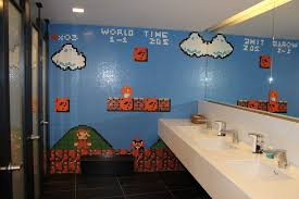 Art for bathroom Diy Wall Pixel Art Bathroomshower Tiles Imgur Pixel Art Bathroomshower Tiles Album On Imgur