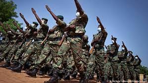 The republic of mali is a landlocked state in saharan africa. Un Sicherheitsrat Verurteilt Putsch In Mali Aktuell Afrika Dw 26 05 2021