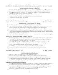 teacher resume format in word free download english teachers resume airexpresscarrier com