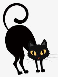 black cat clipart png.  Cat A Little Horror Dark Night Black Cat Cat Clipart Animal Black Png For Clipart