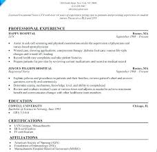 Resume Example Template Delectable Nursing Graduate Resume Sample Practical Student Template Cover