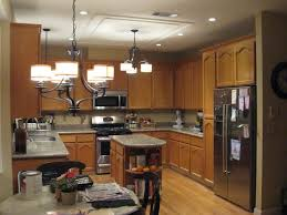 Overhead Kitchen Lighting Modern Kitchen Light 15 Adorable Led Lighting Ideas For The