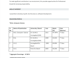 Resume Format Download Free Directory Resume