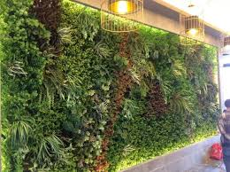 hot indoor walls decoration artificial plant wall building landscaping green wall dec for artificial plant wall manufacturer from china