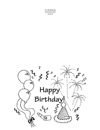 black and white printable birthday cards printable birthday cards black and white birthday card black and