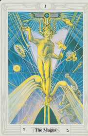 Crowley. The Magus Book of Thoth | Arcanos maiores, Tarot, Aleister crowley
