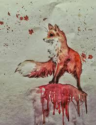 Jasmineart лиса акварель акварель в 2019 г рисунок лисы