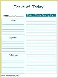 plan daily schedule excel daily planner template teachers daily lesson planner