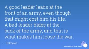 Bad Leadership Quotes Adorable Quotes About Bad Leadership 48 Quotes