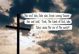 Amazon.com: John 1:29 Look, the Lamb of God, - Christian Poster, Print,  Picture or Framed Wall Art Decor - Bible Verse Collection - Religious Gift  For Holidays Christmas Baptism (13x19 Unframed Poster) :