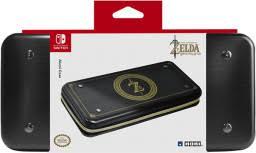 <b>Защитный</b> алюминиевый <b>чехол Hori</b> для Nintendo Switch (Zelda ...