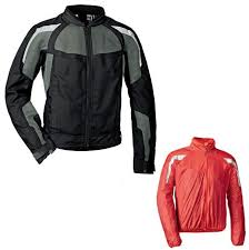 bmw motorcycles airflow jacket men s black