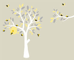 bumble bee home decor transformer bumble bee wall decals