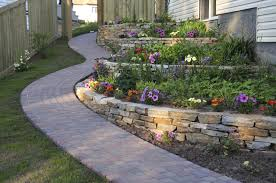 Small Picture Landscape Design Retaining Wall Ideas Home Design Ideas