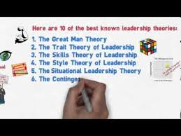 leadership theory ten leadership theories in five minutes youtube