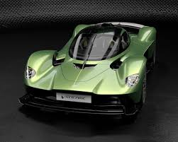 Aston Martin Valkyrie Adrian Newey Technical Info