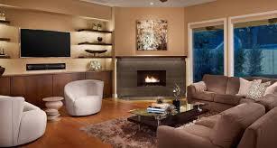 beautiful corner fireplace designs