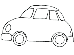 Sports Car Coloring Pages Printable Old Police Color Fortune Race