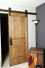 sliding barn doors for homes interior door single home and floor lamp  picture