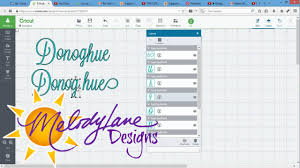 How To Weld Text In Cricut Design Space Welding Words In Cricut Design Space