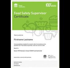 Food Safety Course Answers Food Safety Supervisor Nsw Cta Training Specialists Rto Code 31607