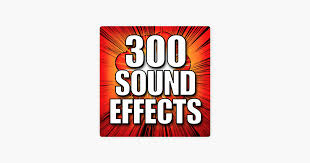 300 sound effects by sound effects library on apple