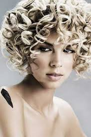 very pretty short curly hairstyles you