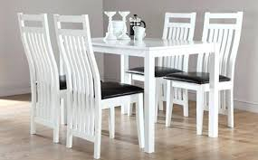 high end dining room furniture. White Dining Table And Chairs Fabulous Wooden . High End Room Furniture