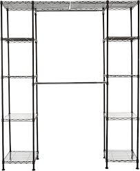 AmazonBasics Expandable Metal Hanging Storage ... - Amazon.com