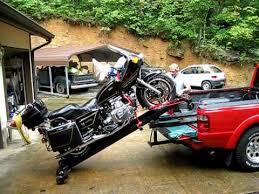 Motorcycle Ramp - YouTube
