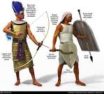 new Kingdom Egypt Military Campaigns