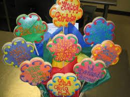 Message Cookie Designs Glazed Message Cookies 667 Cookies By Design Englewood