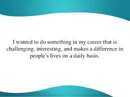 What Made You Choose Nursing As A Career