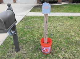 Naperville Spends Thousands Annually On Damaged Mailboxes