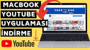 MACBOOK YOUTUBE UYGULAMASI İNDİRME - 2021 - YouTube