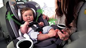 #Graco 4Ever All-in-1 Car Seat Graco - YouTube