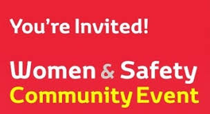 "Rightway's Penny Mills presents to ""Women and Safety Community Event"" on  the Gold Coast 