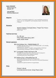 How To Make A Resume With No Experience Extraordinary How To Write Resume For Internship With No Experience Sonicajuegos