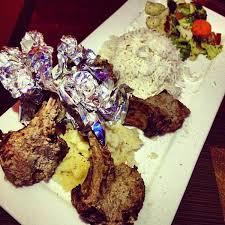 vip lamb chops back to mint restaurant lounge garden city